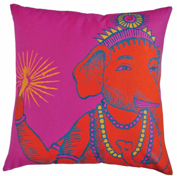 Bazar Elephant Pillow Design by Koko & Co