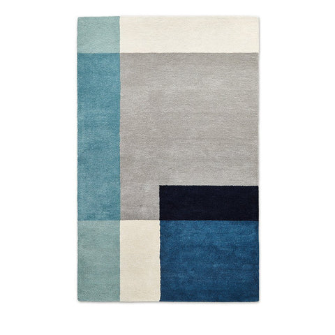Element Rug in Tofino design by Gus Modern