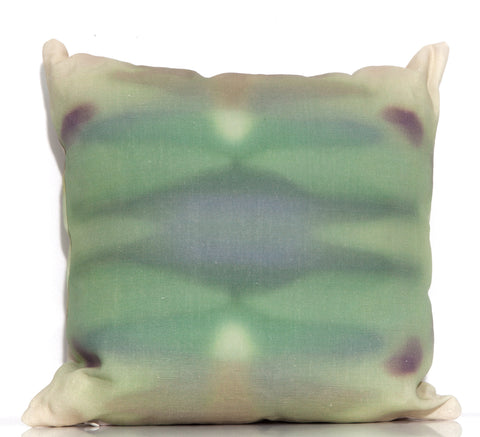 Desert Mirage Outdoor Throw Pillow by elise flashman