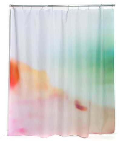 Desert Sun Shower Curtain design by elise flashman