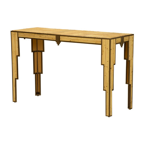 Empire Console Table in Natural  design by Selamat