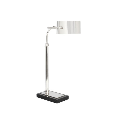 Enzo Table Lamp in Nickel design by Bungalow 5