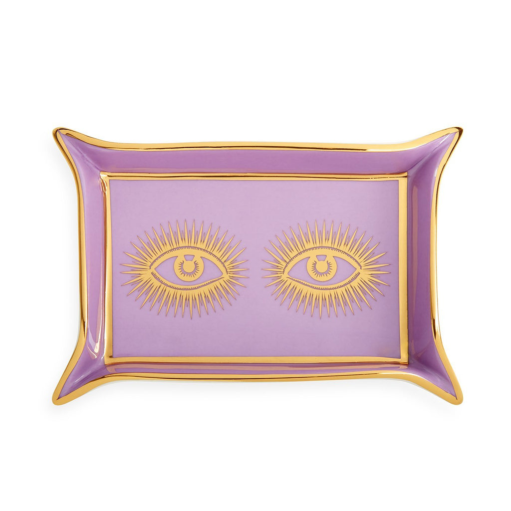 Eyes Valet Tray design by Jonathan Adler