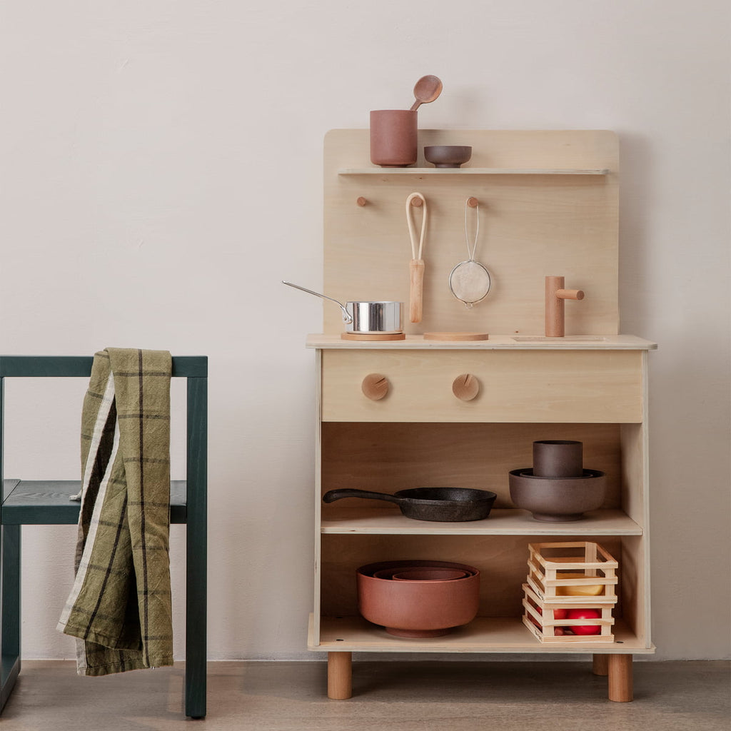 Toro Play Kitchen design by Ferm Living