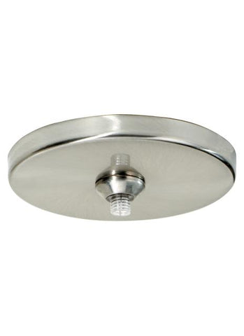 "FreeJack 120V 4"" Round Flush Canopy LED by Tech Lighting"