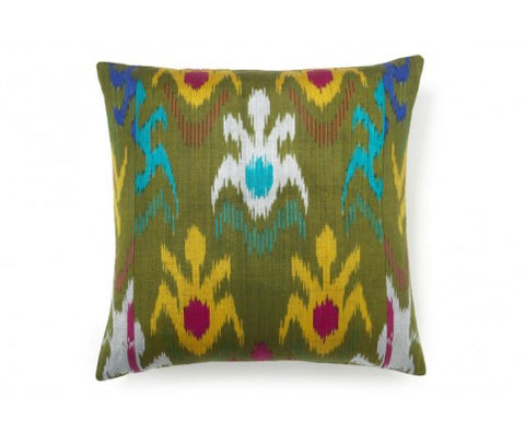Bokara Pillow design by 5 Surry Lane