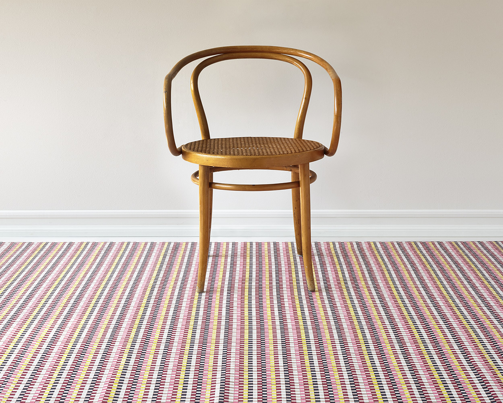 Heddle Woven Floor Mats by Chilewich
