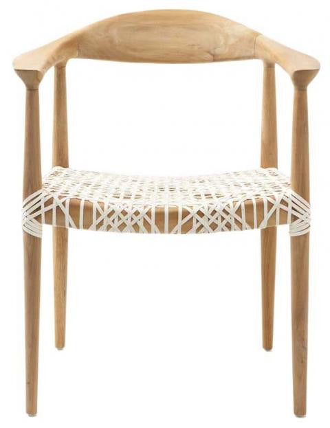 Bandelier Arm Chair design by Safavieh