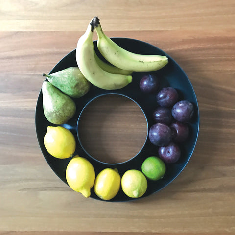Fresco Fruit Bowl in Various Colors design by EKOBO