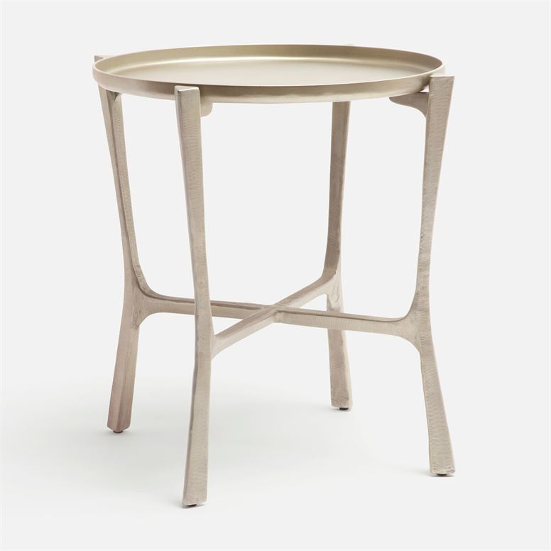 Addison Large Side Table design by Made Goods