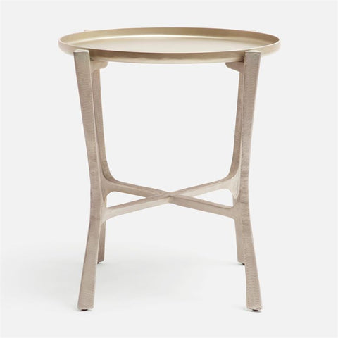 Addison Large Side Table by Made Goods