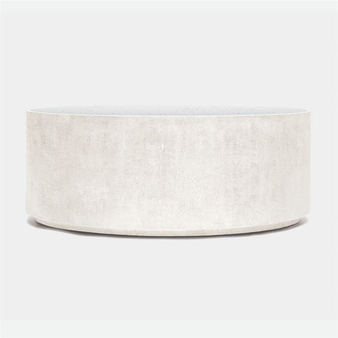 Cara Oval Coffee Table design by Made Goods
