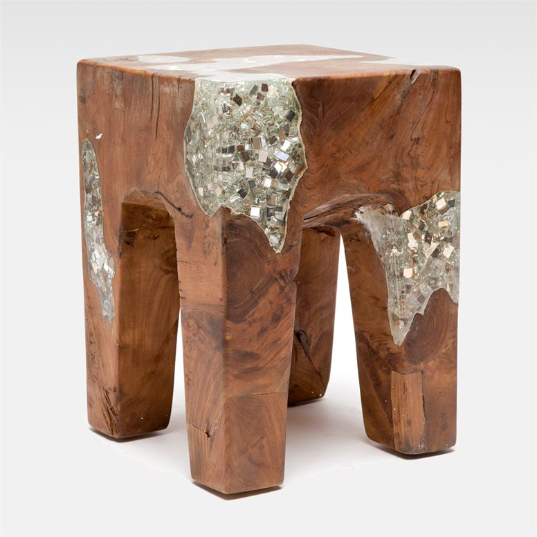 Cobus Stool by Made Goods