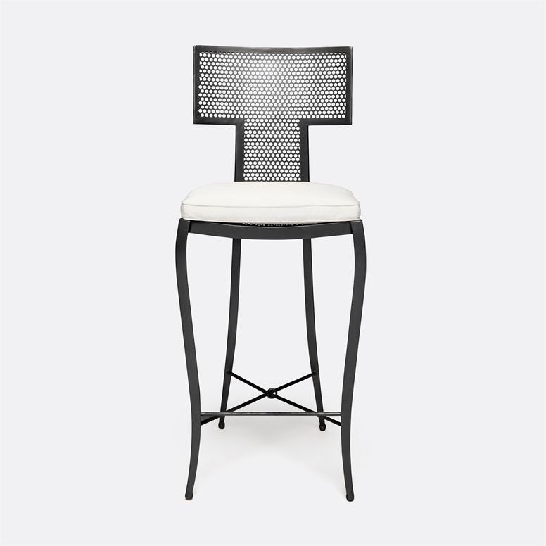Hadley Bar Stool by Made Goods