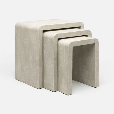 Harlow Nesting Tables design by Made Goods