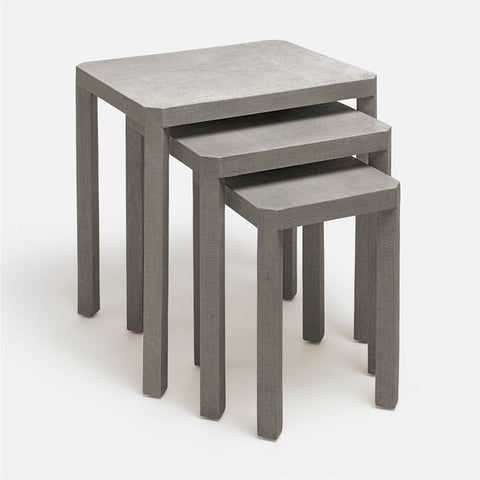 Taylam Nesting Tables design by Made Goods