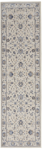 Silky Textures Rug in Ivory by Nourison
