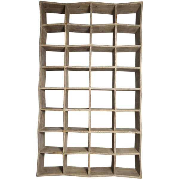 Zigzag Bookcase by Noir