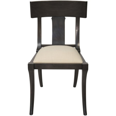 Athena Side Chair in Pale by Noir