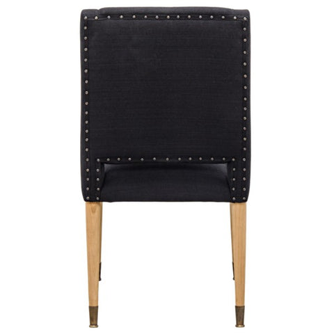 Lino Dining Chair in Teak by Noir