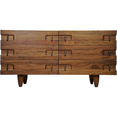 David Sideboard in Dark Walnut