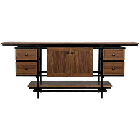 Calan Sideboard in Dark Walnut by Noir