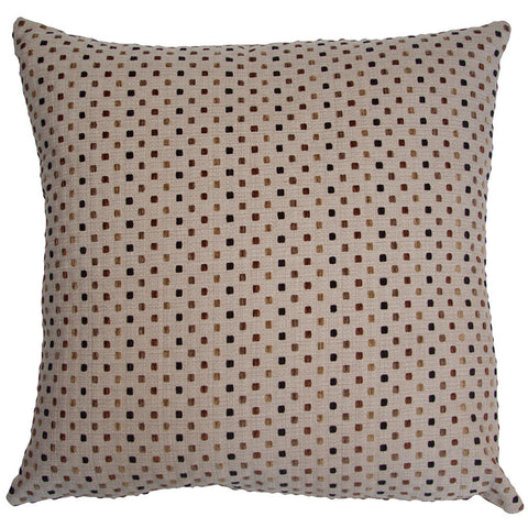 Genva Check Pillow in various sizes design by Square feathers