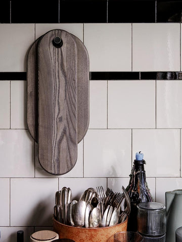 Stage Board Set in Rustic Grey by Ferm Living