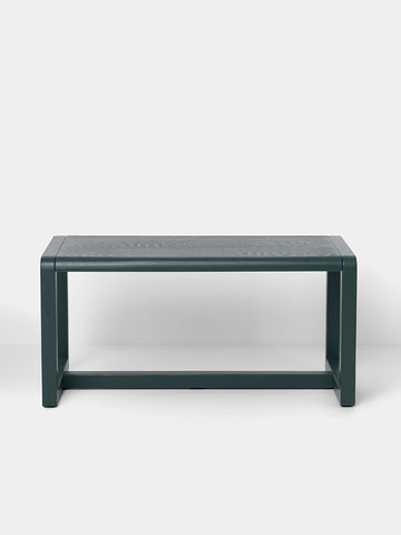 Little Architect Bench in Dark Green design by Ferm Living