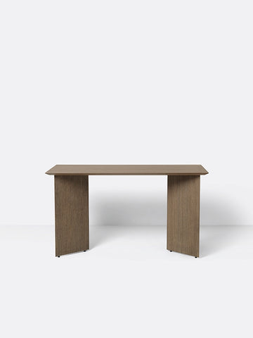 Mingle Table Top in Dark Veneer 135 cm by Ferm Living