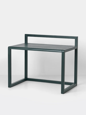Little Architect Desk in Dark Green by Ferm Living