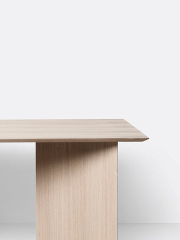 Mingle Table Top in Natural Veneer 160 cm by Ferm Living