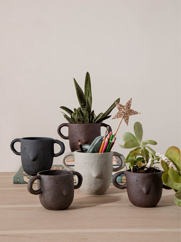Large Mus Plant Pot by Ferm Living