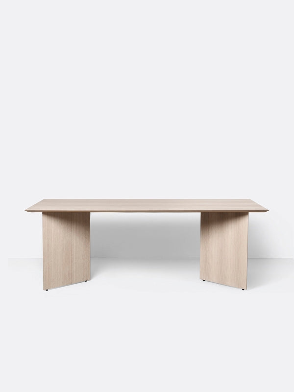 Mingle Table Legs W68 in Wood by Ferm Living