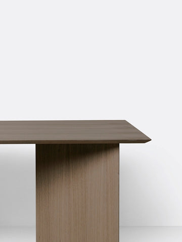 Mingle Table Top in Dark Veneer 160 cm by Ferm Living