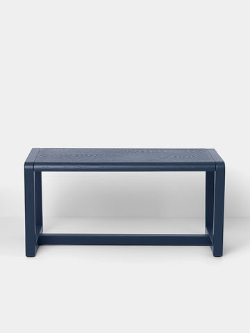 Little Architect Bench in Dark Blue by Ferm Living