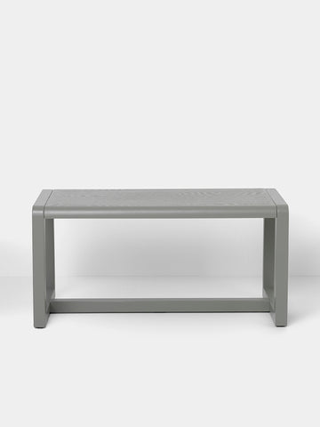 Little Architect Bench in Grey by Ferm Living
