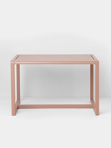 Little Architect Table in Rose by Ferm Living