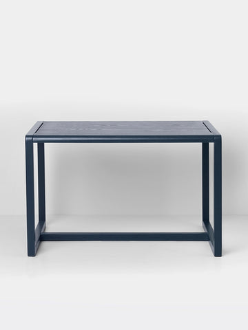 Little Architect Table in Dark Blue by Ferm Living
