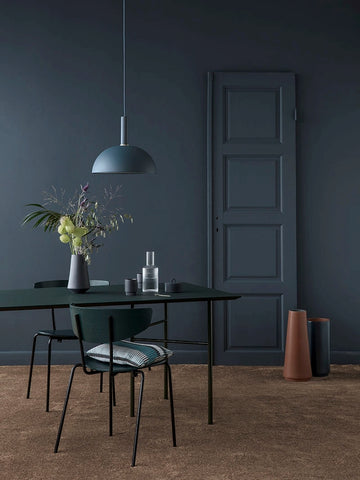 Herman Chair in Dark Green by Ferm Living