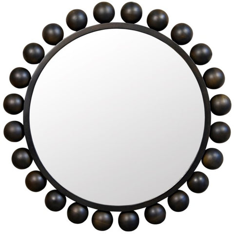 Cooper Mirror in Various Finishes by Noir