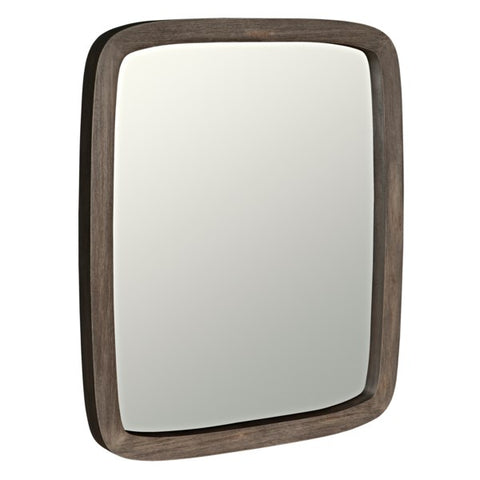 Ford Mirror in Distressed Grey by Noir