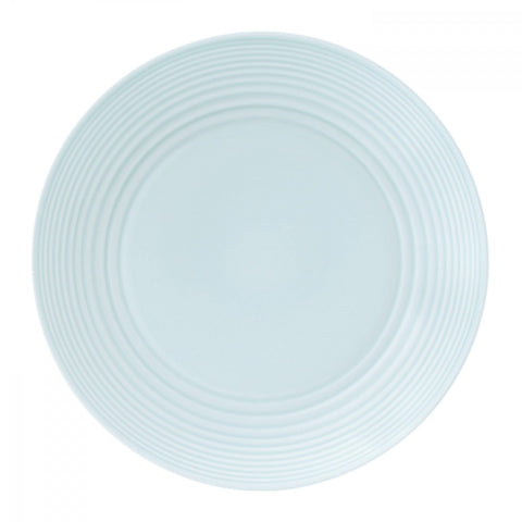 Maze Blue Salad Plate by Gordon Ramsay