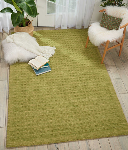 Marana Rug in Green by Nourison