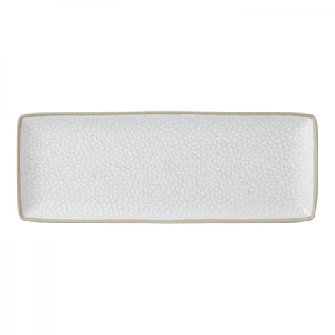 Maze Grill Hammer White 16in Serving Platter by Gordon Ramsay