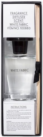 Fragrance Diffuser - White Fabric