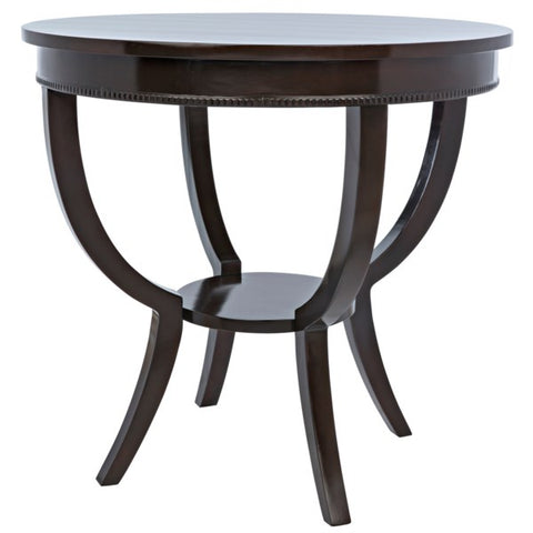 Scheffield Round End Table in Various Colors by Noir
