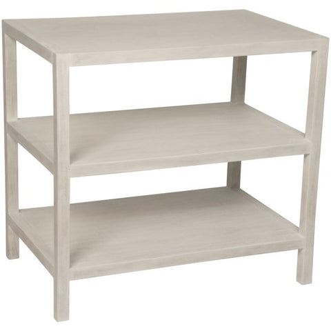2 Shelf Side Table in Various Colors