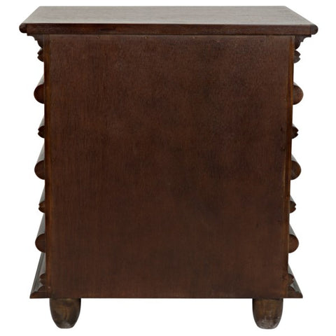 Ascona Side Table in Various Colors