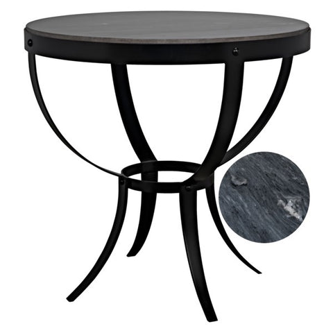 Byron Side Table in Various Colors by Noir